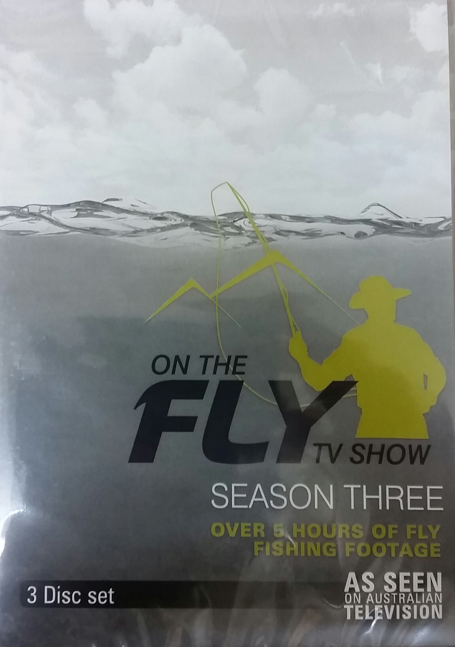 On The Fly - Tv Series 3
