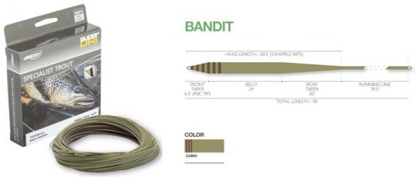 Bandit Fly Line